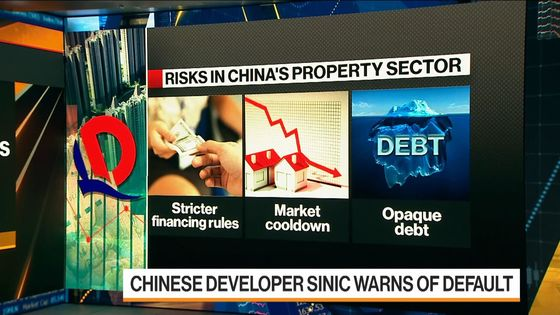 China Developers Account for About Half of World's Troubled Debt