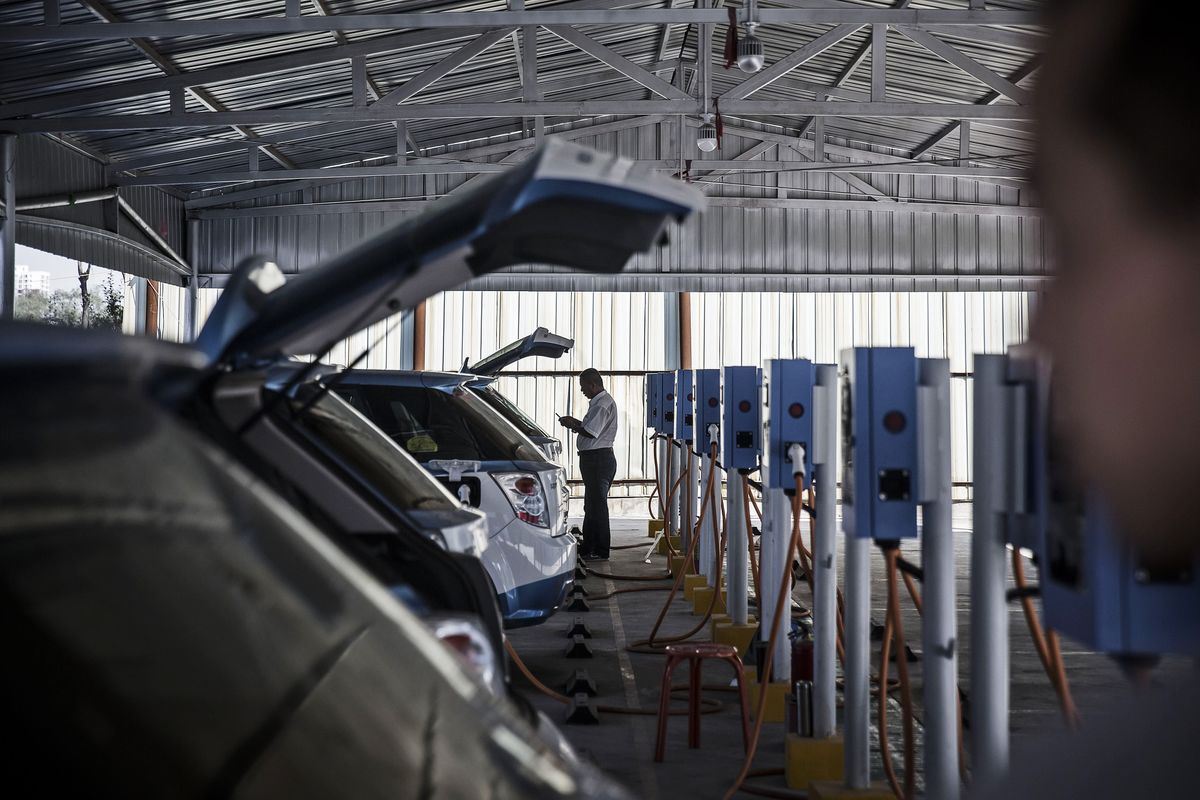 Buffett-Backed BYD Close to Battery Supply Deal With Audi