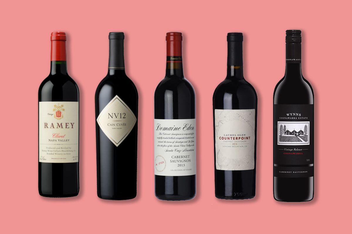 Great Wine Made Easy: The Best 15 Cabernets Under $50