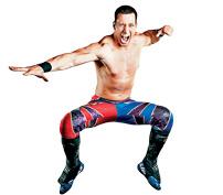 Resistance Pro wrestler and suburban phys ed teacher 'The Ego' Robert Anthony