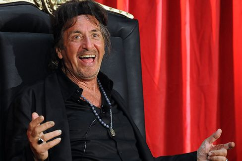 Al Pacino vs. the Most Valuable Face in Radio