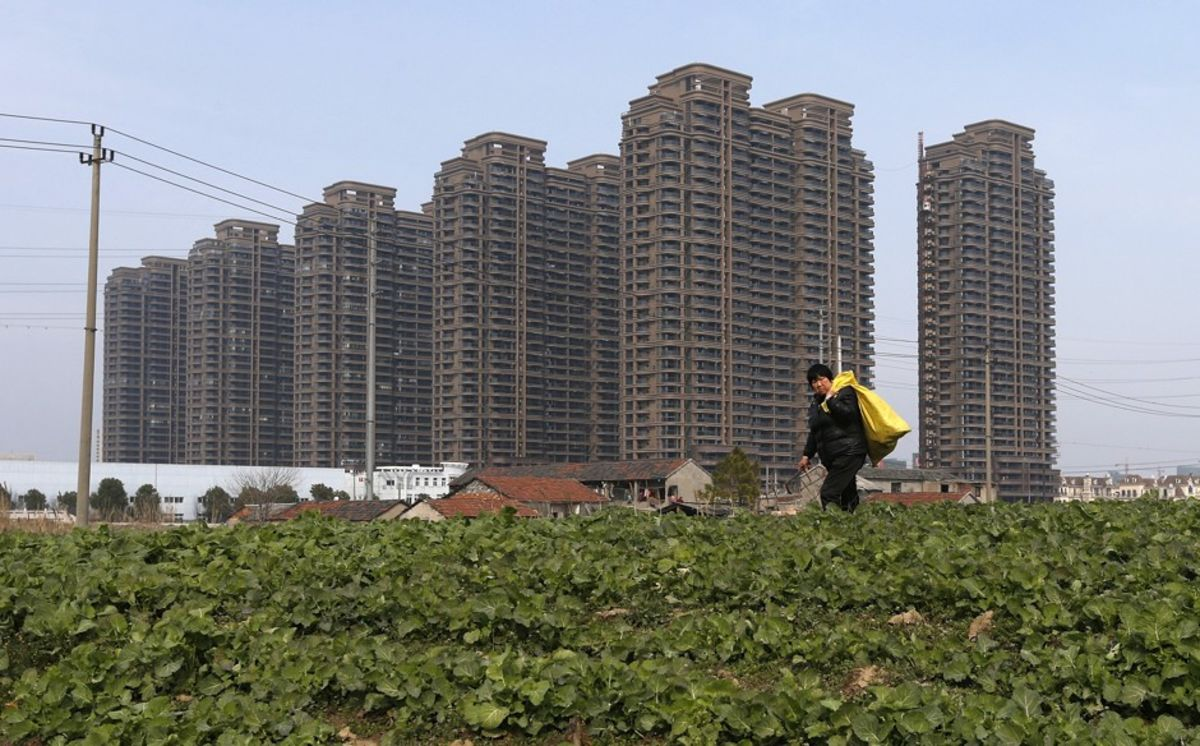 Making China's Urban Fringes More Livable