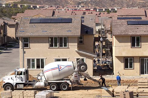 Why Homebuilder Stocks Are Surging