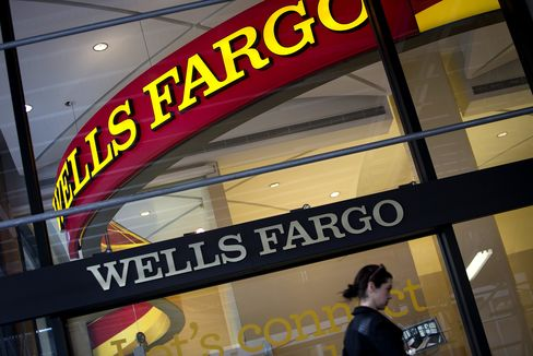 Wells Fargo's Income Rises 22% as Lender Curtails Expenses