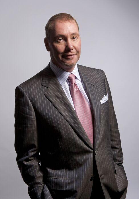 CEO of DoubleLine Capital Jeffrey Gundlach