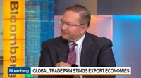 relates to Global Economy Slowing Faster Than People Think, PGIM's Hunt Says