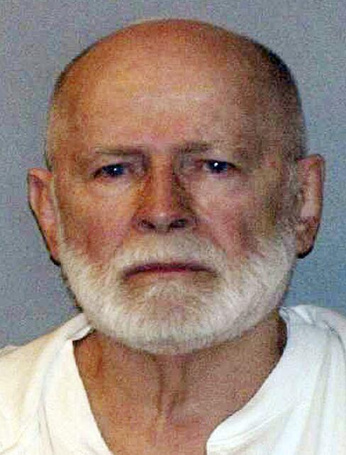 "Reputed Crime Boss James ""Whitey"" Bulger"
