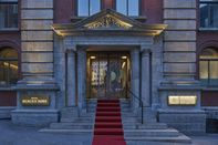 relates to Old Stock Exchange Buildings Are Being Turned Into Swanky Hotels