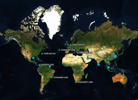 A 20,000-Kilometer Voyage May Halt Due to Iran Oil Sanctions