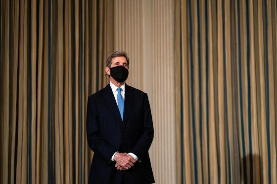 Kerry Sees Rekindled EU Ties Shifting Global Climate Momentum