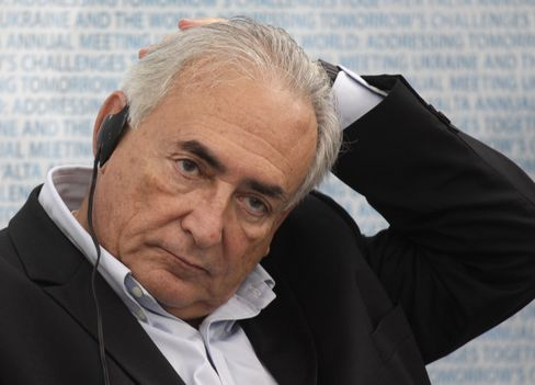 Strauss-Kahn's New Consulting Firm Is Dilemma for Businesswomen