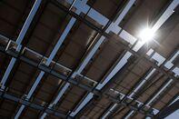 Solar Power Tour With NRG Energy Chief Executive Officer David Crane As U.S. Solar Installations Rise