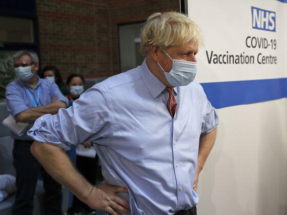 Boris Johnson Turns U.K.'s Health Crisis Into Political Battle
