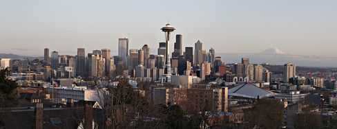 Amazonian Apartment Boom in Seattle