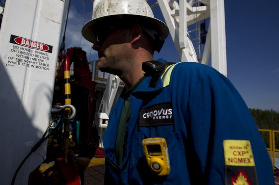 Cenovus to Acquire Canada Oil Rival Husky for $2.9 Billion