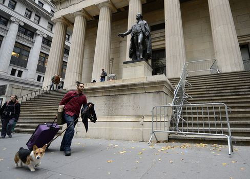 New York Stock Exchange to Close Markets for Storm