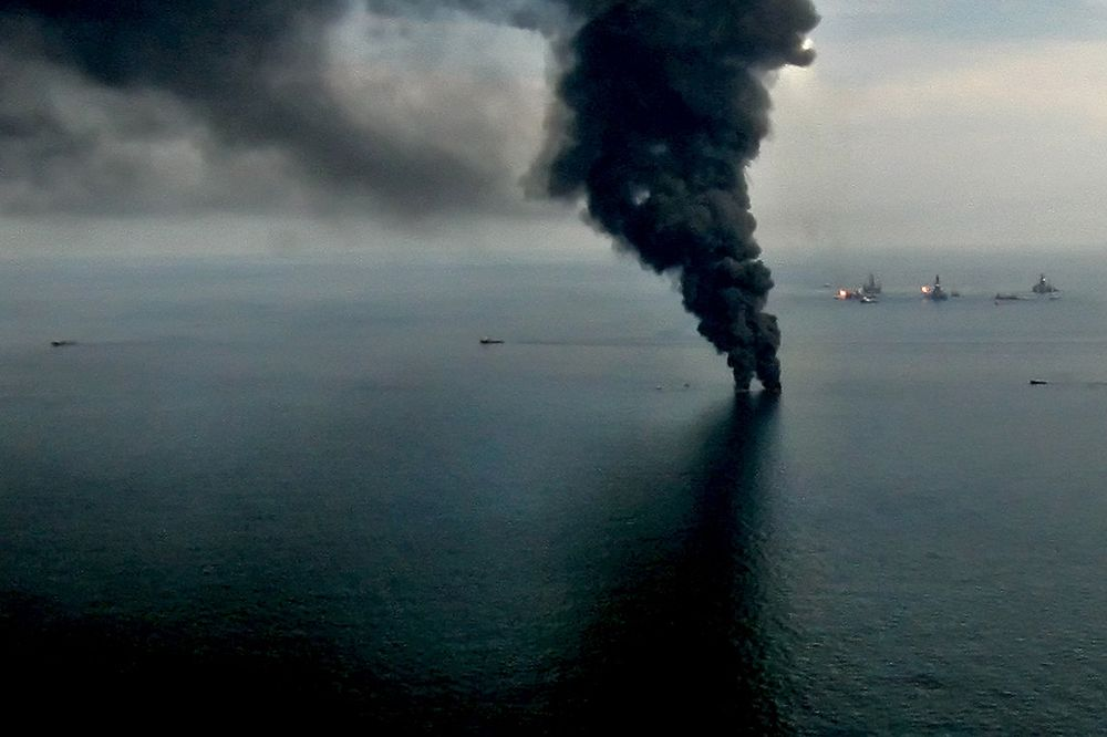 Trump to Ease Drilling Rules Sparked by 2010 Gulf Oil Spill