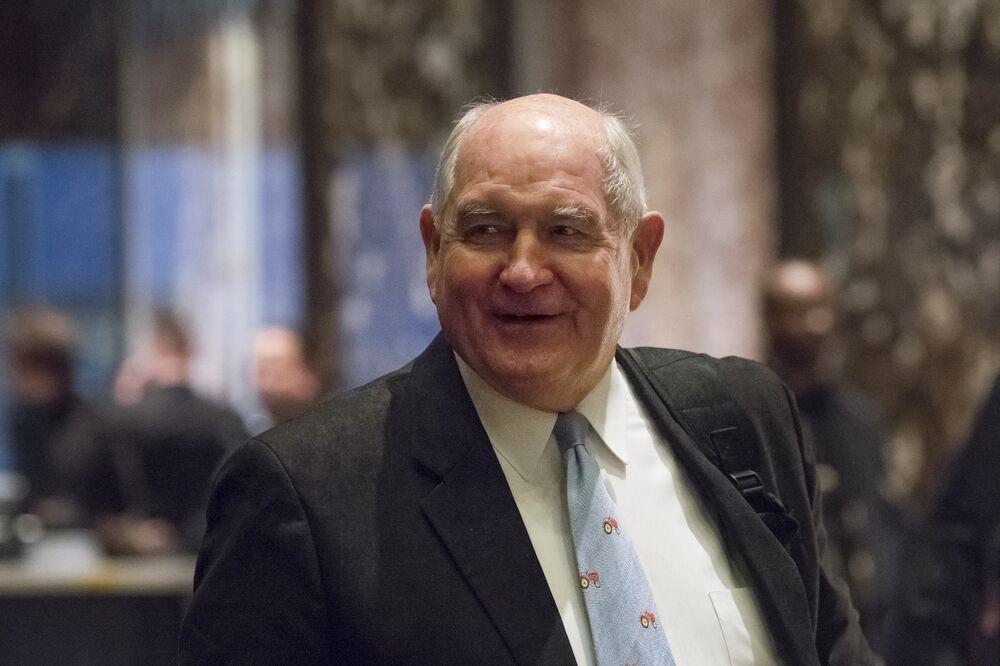 Sonny Perdue Ag Sec