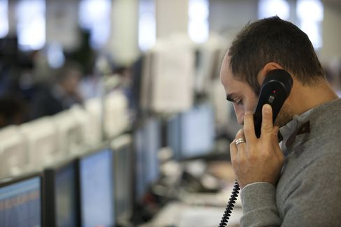 European Stocks Fall a Fifth Day on Disagreement Over Greek Debt