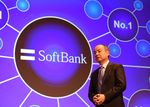 Softbank group CEO Masayoshi Son