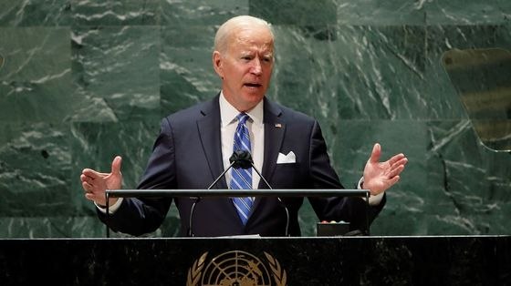 Biden Urges Global Action on Climate and Doubles U.S. Pledge