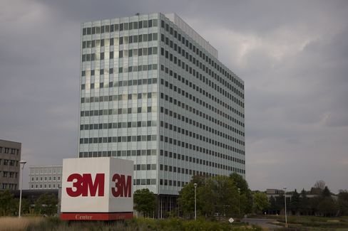 3M Co.'s Corporate Headquarters in St. Paul, Minnesota