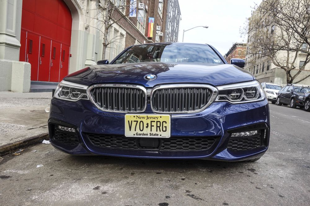 2017 BMW 5 Series Review: Perfect Details You Didn't Even Notice
