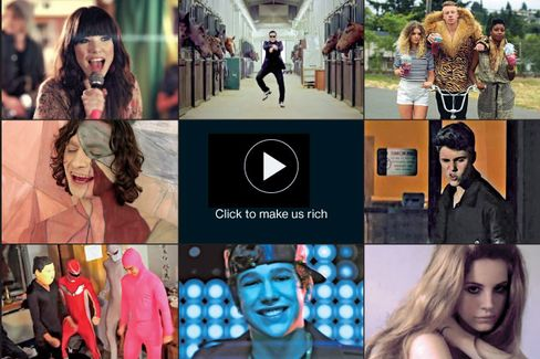 On YouTube, Video Makes the Radio Star