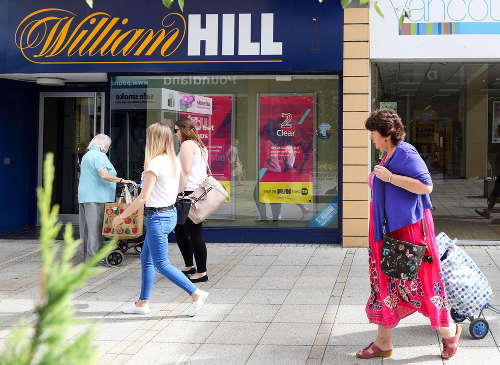 William hill betting shops jobs top football betting sites ukulele