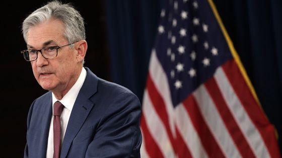 Fed's Powell and Peers Aren't Rushing Into Digital Currencies