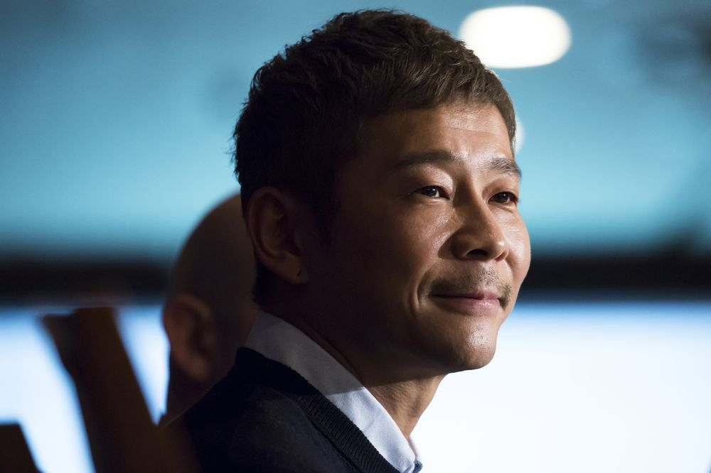 Zozo CEO Maezawa to Sell Some of His Art Collection at Sotheby's