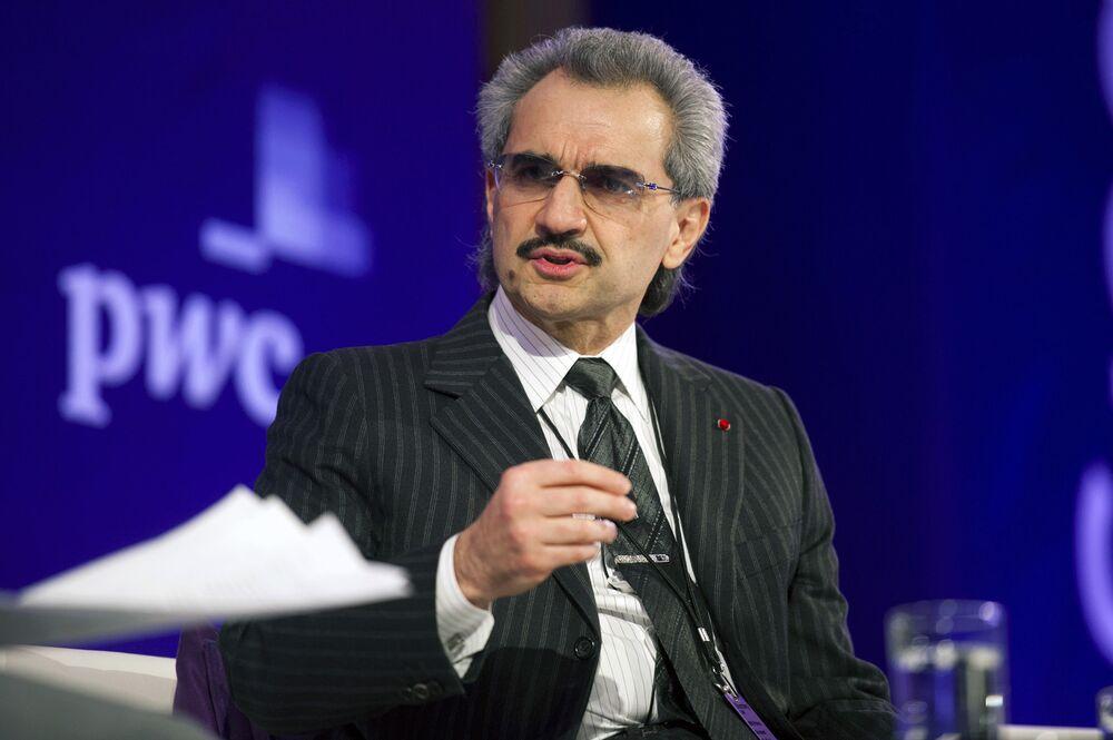 Billionaire Alwaleed Sells $190 Million News Corp Stake