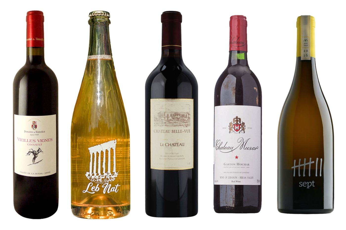 relates to Lebanon Needs You to Buy Its Wines. And, Yes, They're Really Good