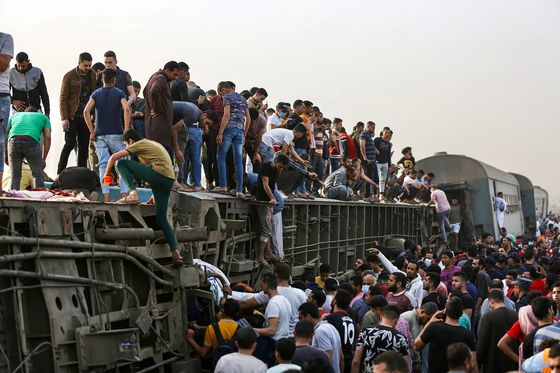 Egypt Orders Investigation of Second Deadly Train Crash in Weeks