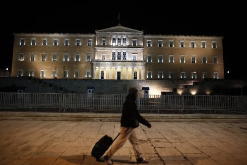Greece Approves Pension