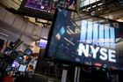 Trading On The Floor Of The NYSE As Stocks Rise While Small-Caps Lead the Way