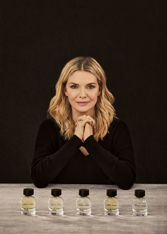Michelle Pfeiffer Thinks You Should Know What's in Your Perfume