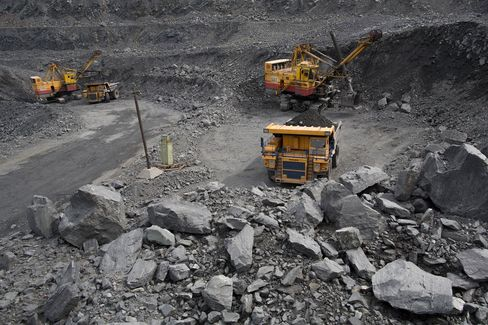 Iron Ore Mining And Processing At Metalloinvest Holding Co.'s Lebedinsky GOK Open Pit Mine