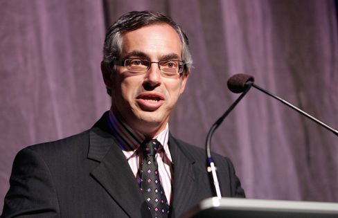 Canada's Minister of Industry Tony Clement