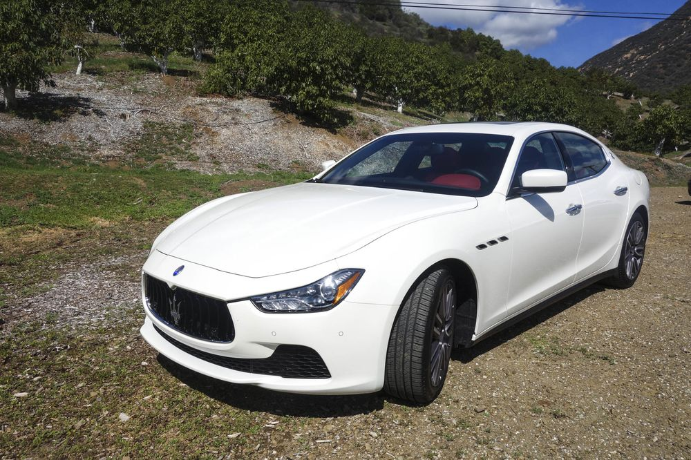 Relates To The New Maserati Ghibli Sq4 Will Turn Heads But Which