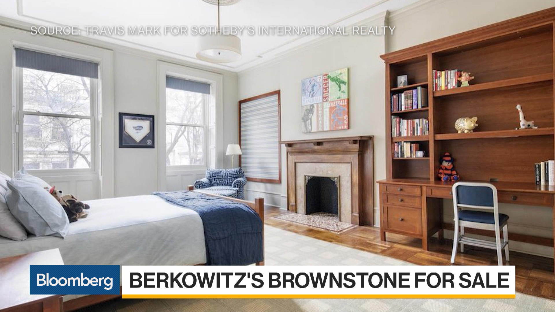 Fund Manager David Berkowitz Is Selling His $23M Brownstone
