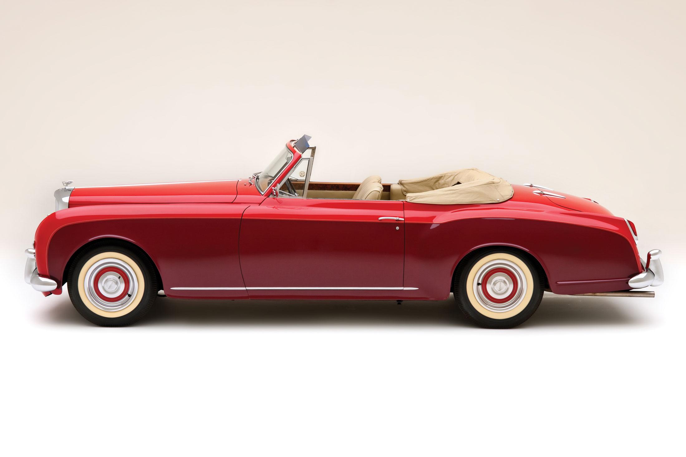 1956 Bentley S1 Continental Drophead Coupe | RM Sotheby's | Estimate $1.2 Million