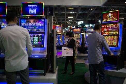 サンズが運営するマカオのカジノ