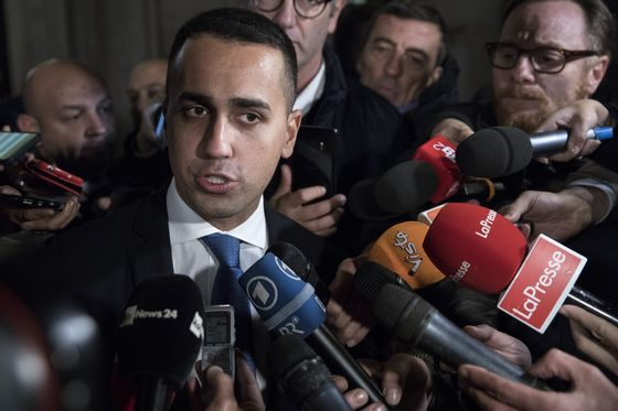 With Growth Plan Done, Italy's Coalition Gets Back to Bickering