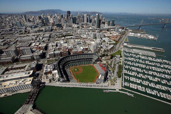 Oracle Pays More Than $200 Million to Rename San Francisco Giants' Stadium
