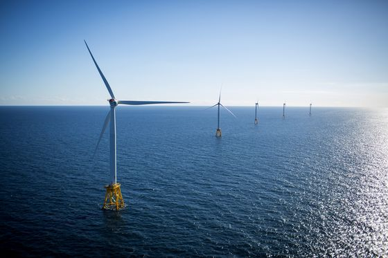 Wind Woos With Millions in Perks Amid U.S. Offshore Rush