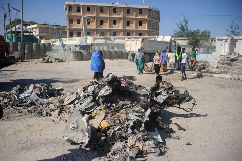 U.S. Killing of IS Deputy Seen Blunting Attacks in Somali Region