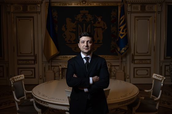 Ukrainian Leader Backs Calamitous Reshuffle to Deliver Results