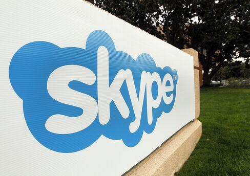 The Skype Logo