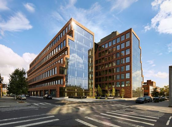 Brooklyn Project Once Pitched for Amazon Lands First Tenant
